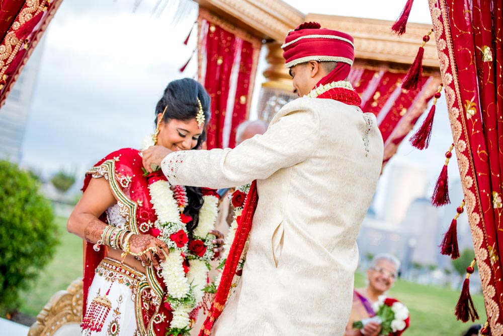 Indian Wedding Ceremony Pratik Doshi Photography New York City