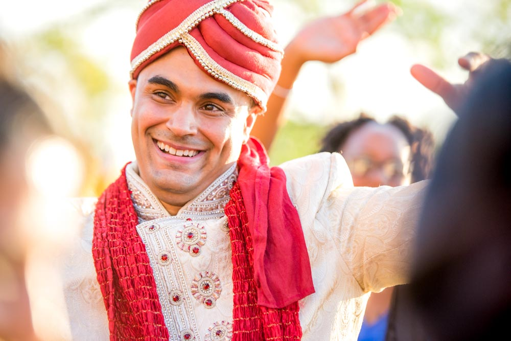 Indian Wedding Baraat Image - Pratik Doshi Photography