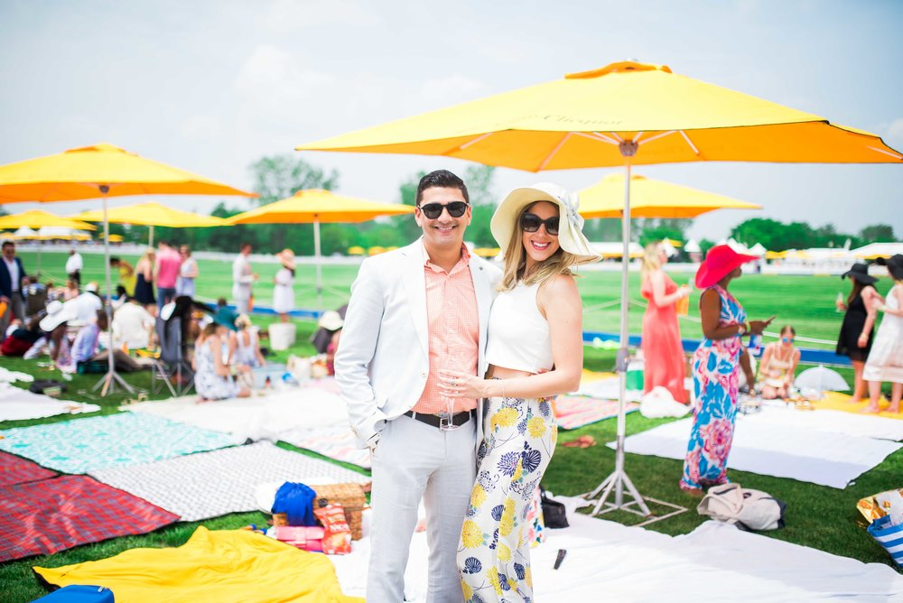 Veuve Clicquot vs Polo Ralph Lauren Polo Classic, NJ