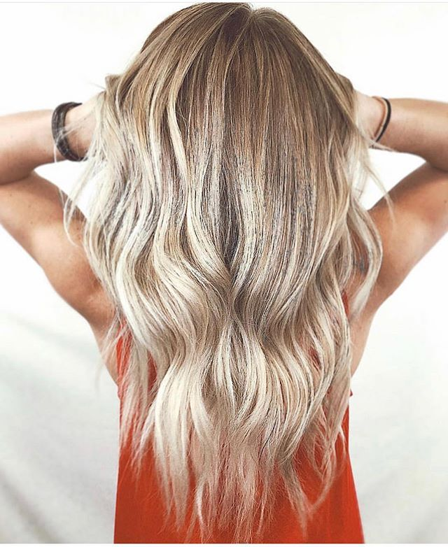 Is this a Pinterest picture or what?! This amazing hair was done by @hairbybrittanyowen 😍 770.965.8000 to book!