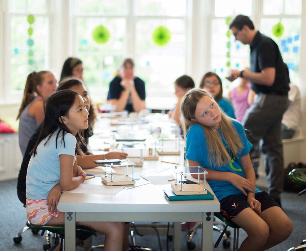 Art of Code: Tech-Girls Experience, 2016
