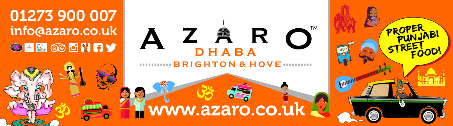 Azaro Dhaba Proper Indian Street Food