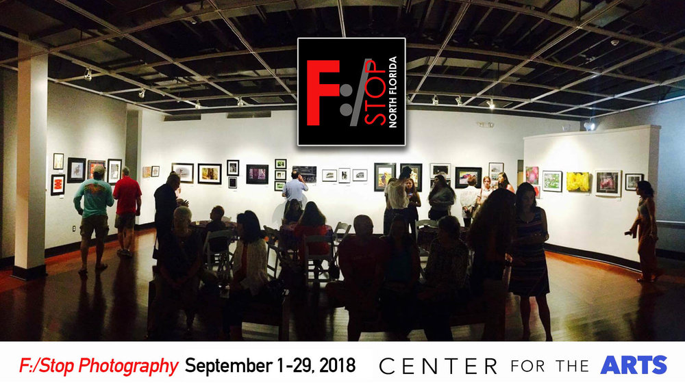 f:/Stop North Florida - Exhibit and competition begins September 1. The photography Intake is August 22-25We are thrilled national and international photographer,Joe Boris will again be with us again this year!