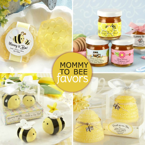 Bee Utiful Baby Shower Favors From Favor Days