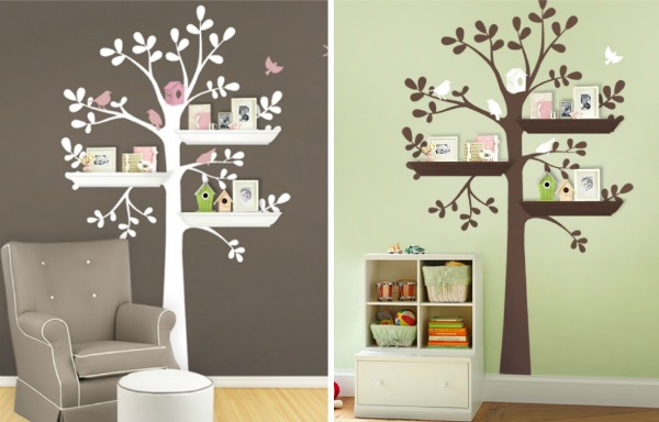 Baby Room Wall Decals Toronto Nursery Tree Wall Decal Wall Decals