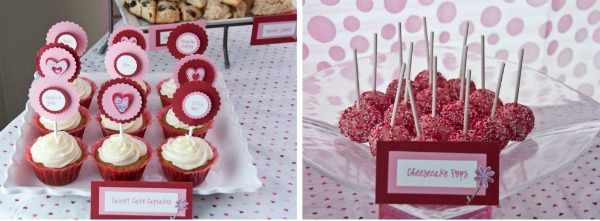 Waiting For Baby Valentine S Day Inspired Baby Shower