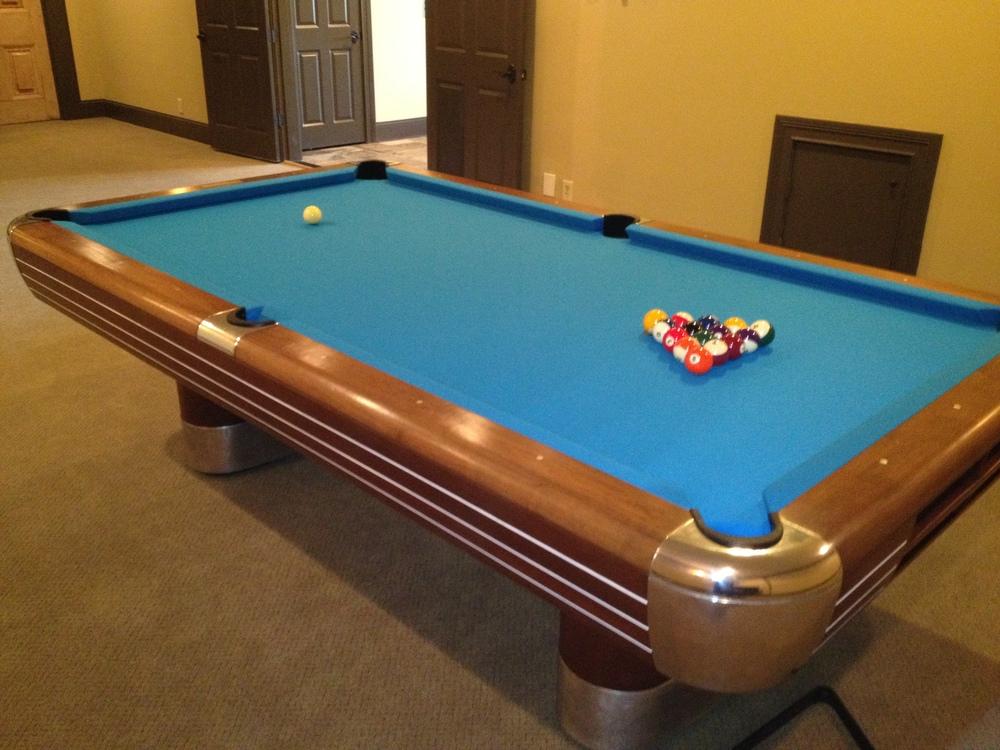 Antique pool tables for sale nashville tn nashville for Brunswick pool