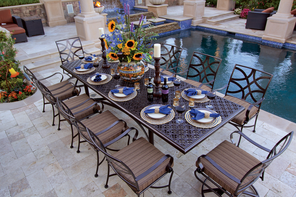 Outdoor patio dining sets nashville tn brentwood tn for Dining near brentwood tn
