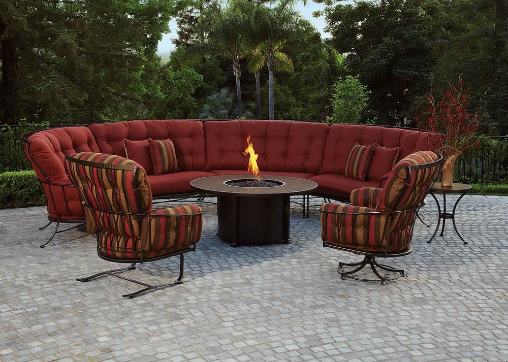 Lovely Monterra Outdoor Patio Collection By OW Lee