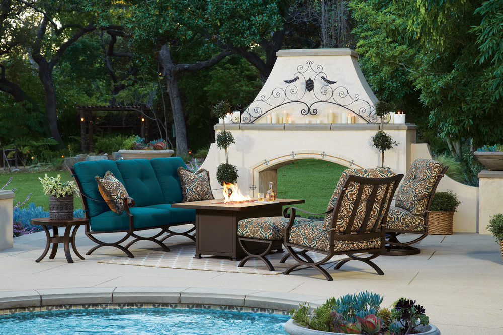Deep seating outdoor patio furniture nashville tn franklin tn — NASHVILLE BIL