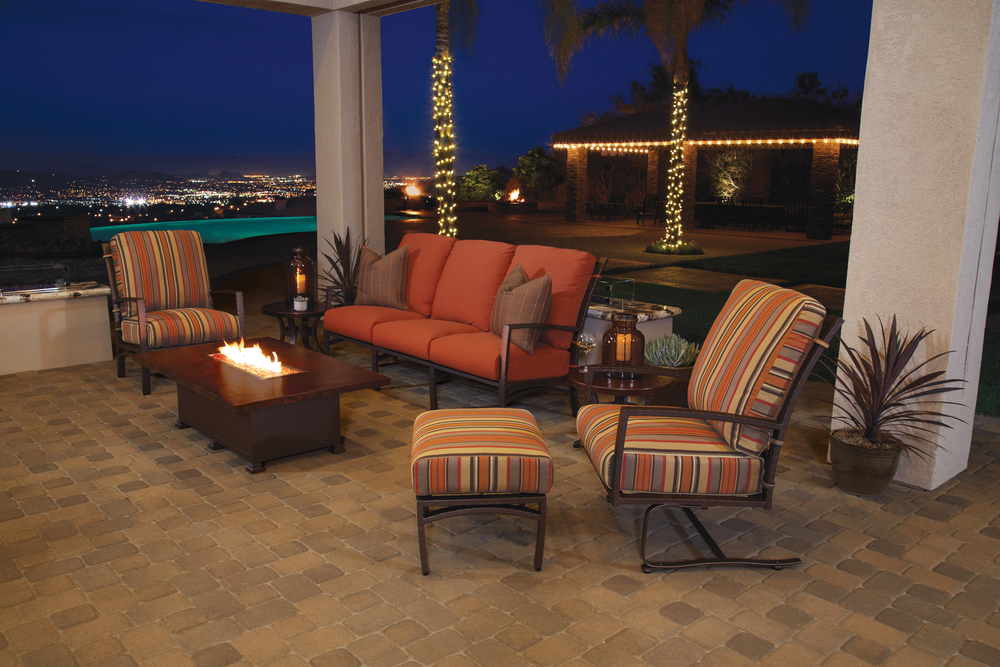 Sol Outdoor Patio Collection by O.W. Lee