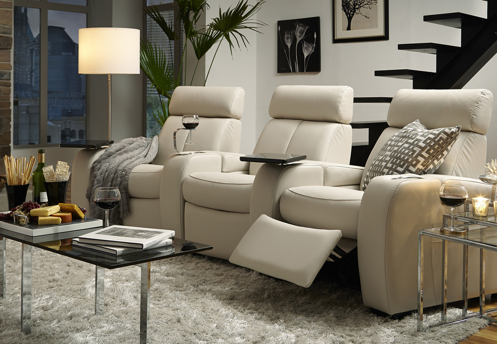 Paliser Home Theater Seating