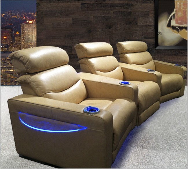 Shop Home Theater Seating