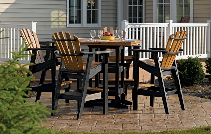 coastal counter dining set - Garden Furniture Lebanon