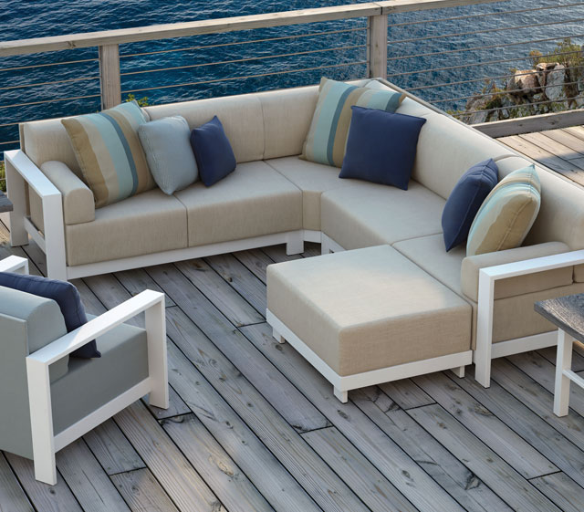 Grace Modern Patio Collection by Homecrest