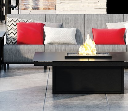 Mode Firepit by Homecrest