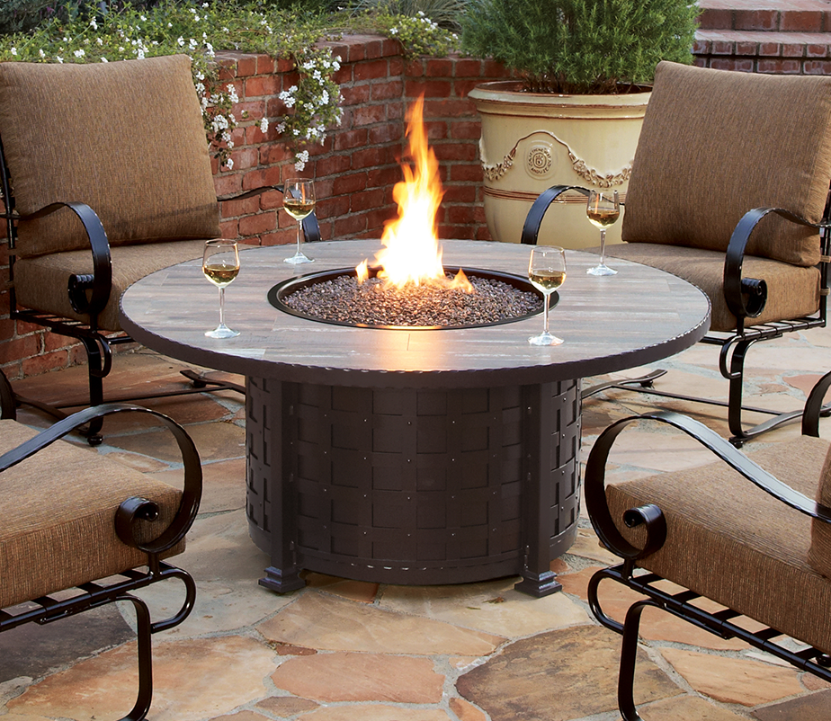 Classico Firepit by O.W. Lee