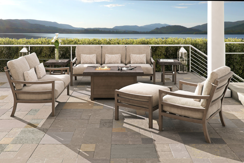 Roma Patio Collection by Castelle