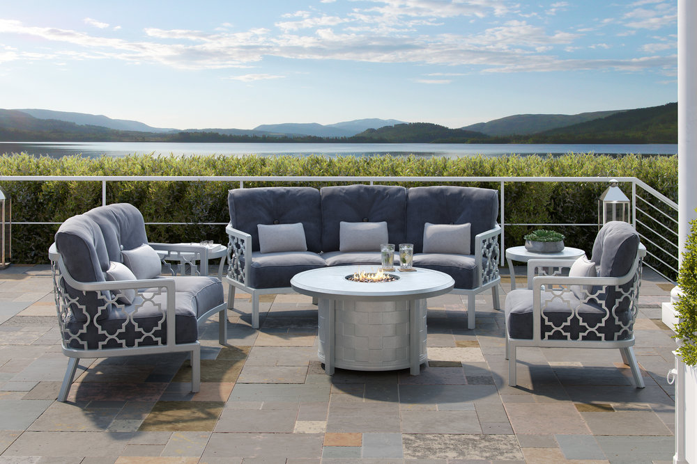 Belle Epoque Patio Collection by Castelle