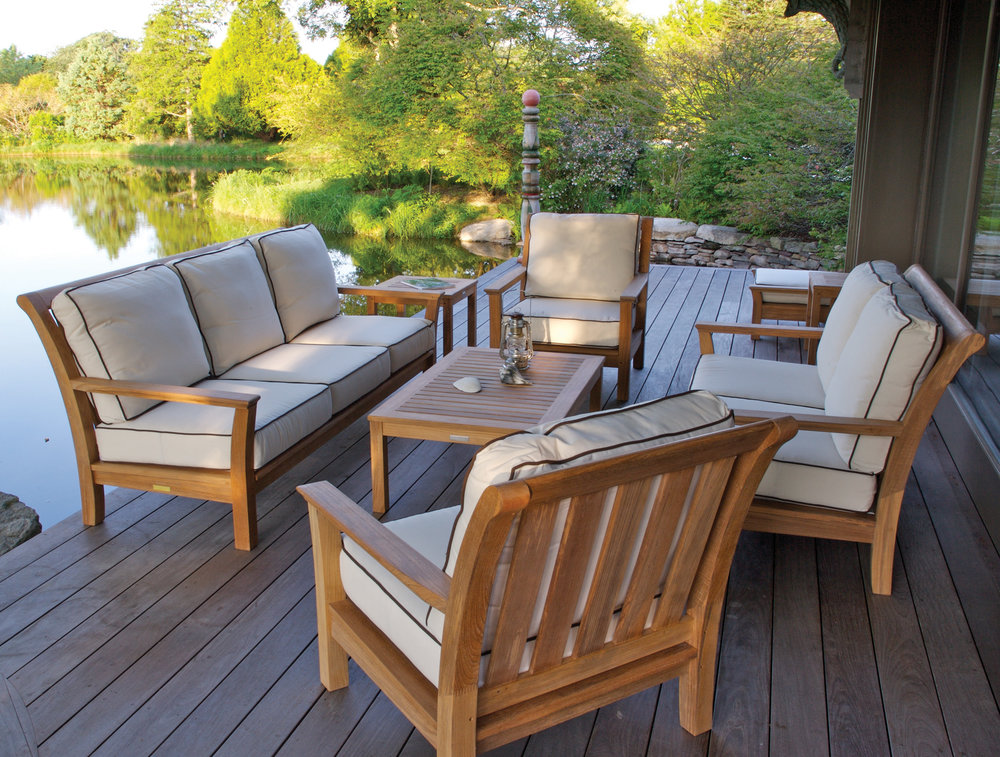 Chelsea Patio Collection by Kingsley Bate