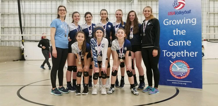 Potomac Elite Volleyball Club
