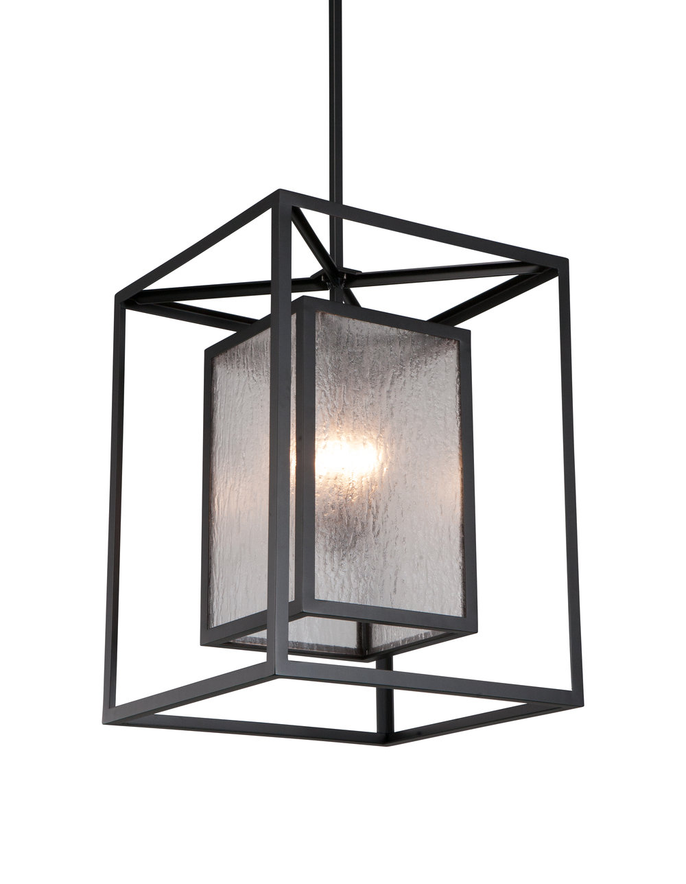 An oversized version of a popular Hammerton contemporary pendant. Custom design #CU-LA2296-16A-A