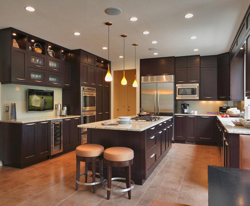 Transitional Kitchen 8