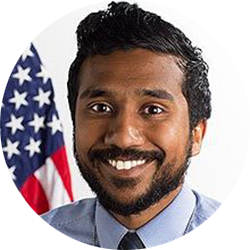 Ryan Panchadsaram Deputy Chief Technology Officer United States of America