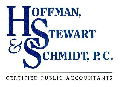 - Hoffman, Stewart & Scmidt P.C. is a locally owned and operated public accounting firm providing a broad range of audit, accounting, tax, management consulting and other financial services to closely-held businesses, nonprofit entities, and individuals. The firm holds licenses to practice in the States of Oregon and Washington, and belongs to the American Institute of Certified Public Accountants Employee Benefit Plan Audit Quality Center.www.hss-cpas.com