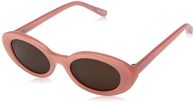 Elizabeth and james mckinley sunglasses   made by the mose famous gemini twins in all the land, the olson twins. you deserve a summer splurge anyway.  $185   Buy it here.