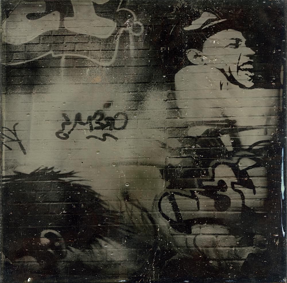 Singer, Ghent Graffiti Alley, Ghent, Belgium