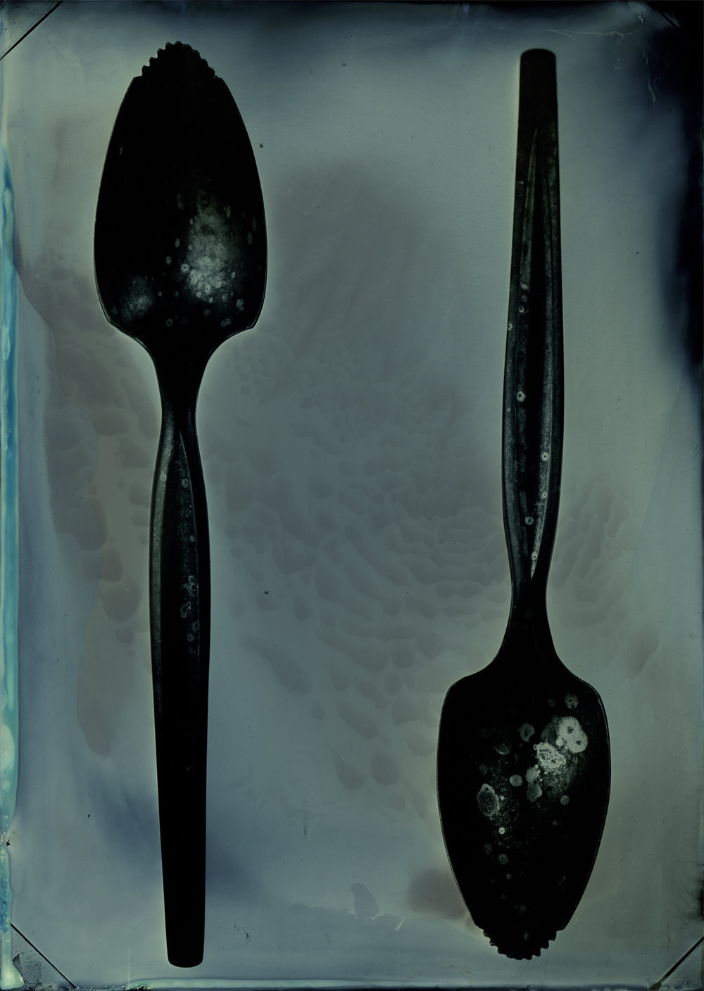 Serrated Spoons
