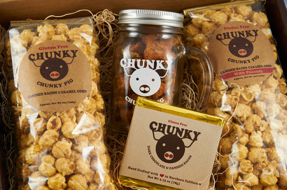 PapaLove Candied Bacon Survival Kit