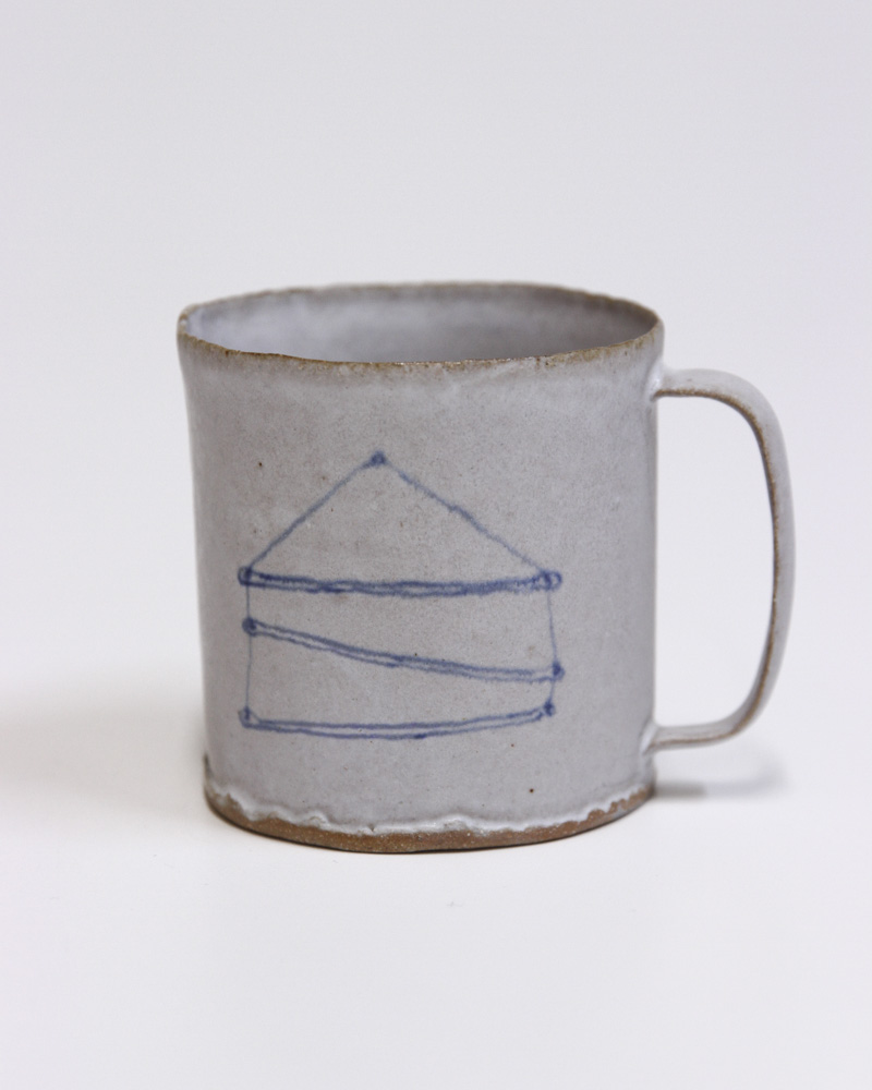 BDDW ONE-OF-A-KIND CERAMIC MUG