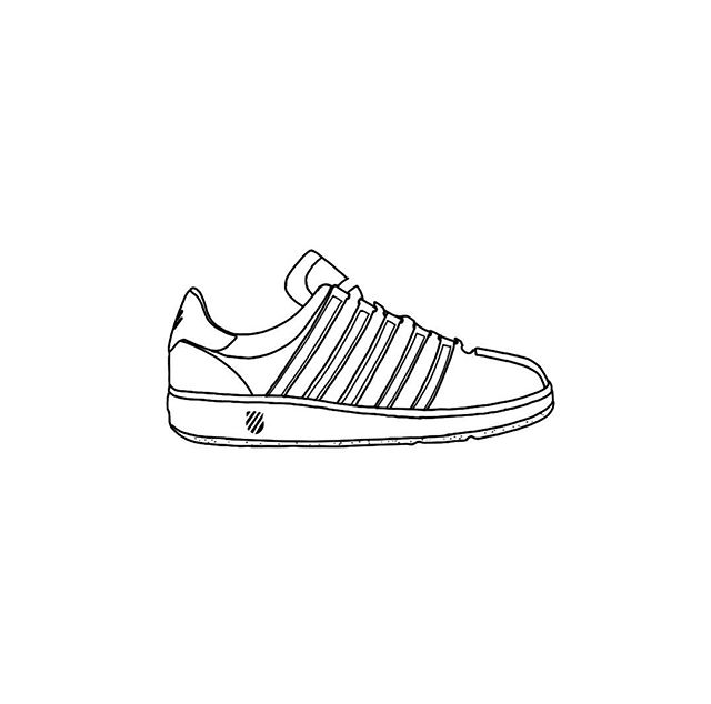#inktober 029 #graphicdesign #doodles #graphics #industrialdesign #idsketching #idsketch #id #illustration #kswiss