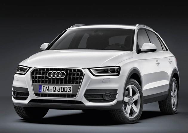 Audi Q3...$32,500