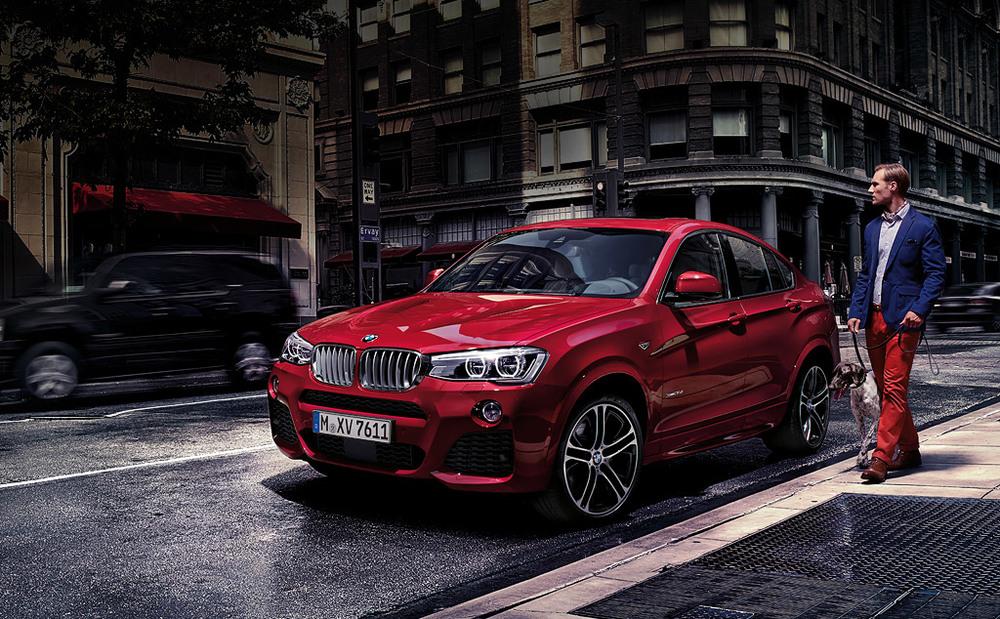 BMW X4....$44,700