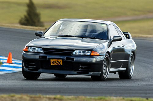 The R32 Skyline GTR, where it all began.