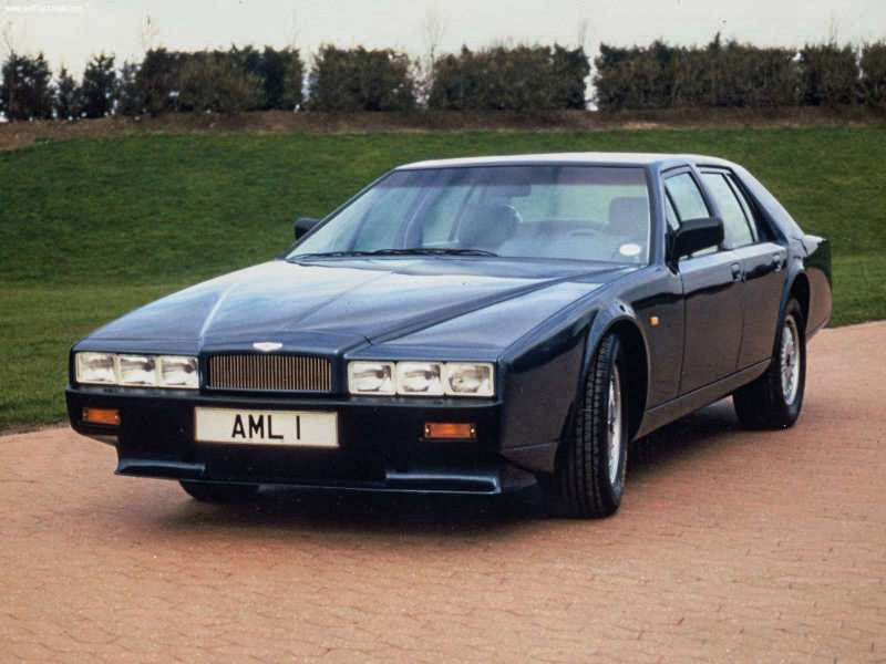 The original Lagonda