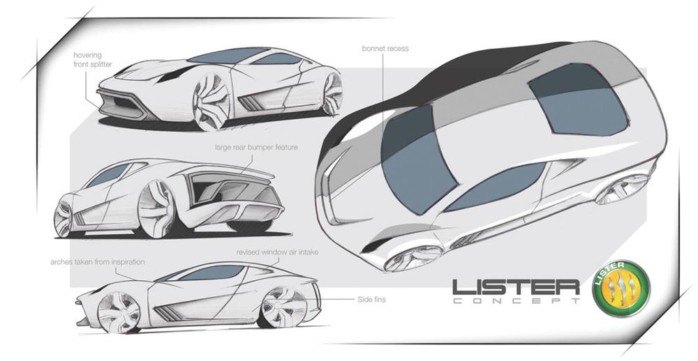 Old Dog, New Tricks: Lister Automotive is back — OhSoLofty