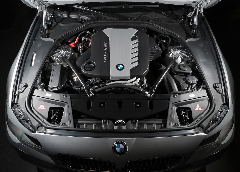 BMWs awesome Diesel engine