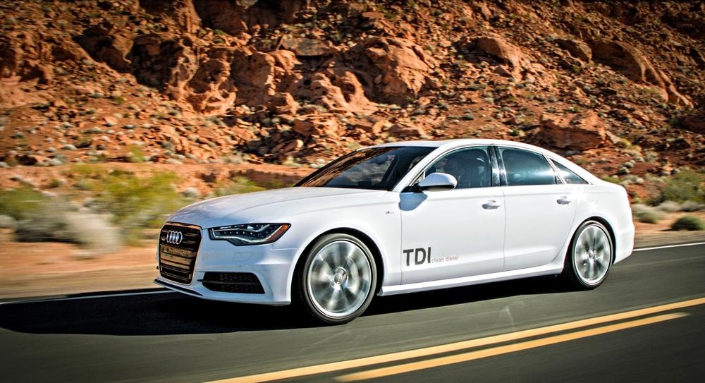 The ultra refined Audi A6 Tdi