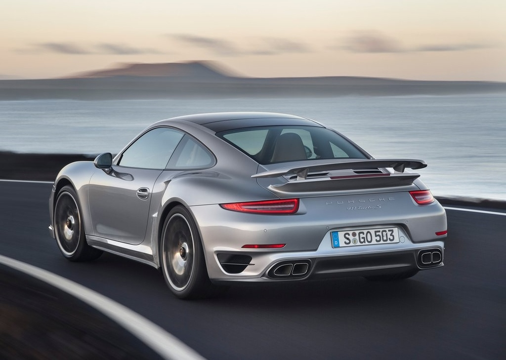 Just look at it, there is no reason why the Turbo S can't join the 200 mph club