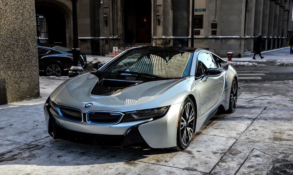 Ionic Silver i8. All pictures (but 1) are courtesy of Bentley Gold Coast.