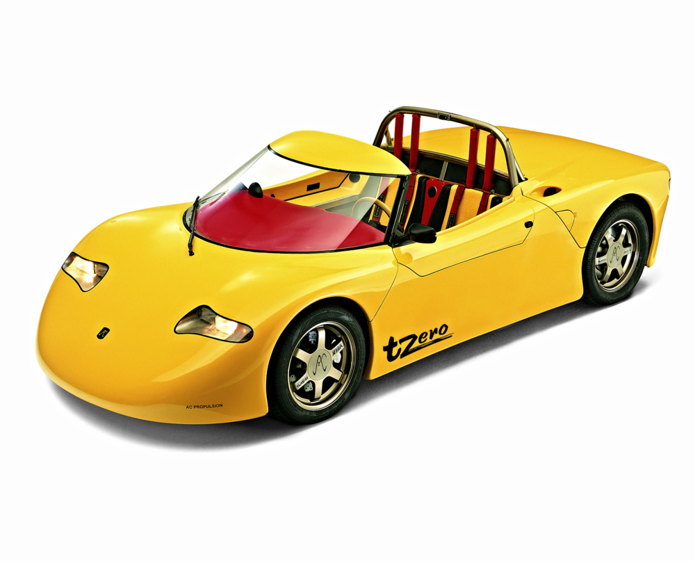 The tZero was a demonstration of technology, than an actual car. It was stupid fast handled really well, and was criminally yellow...but as a car to live with it sucked.