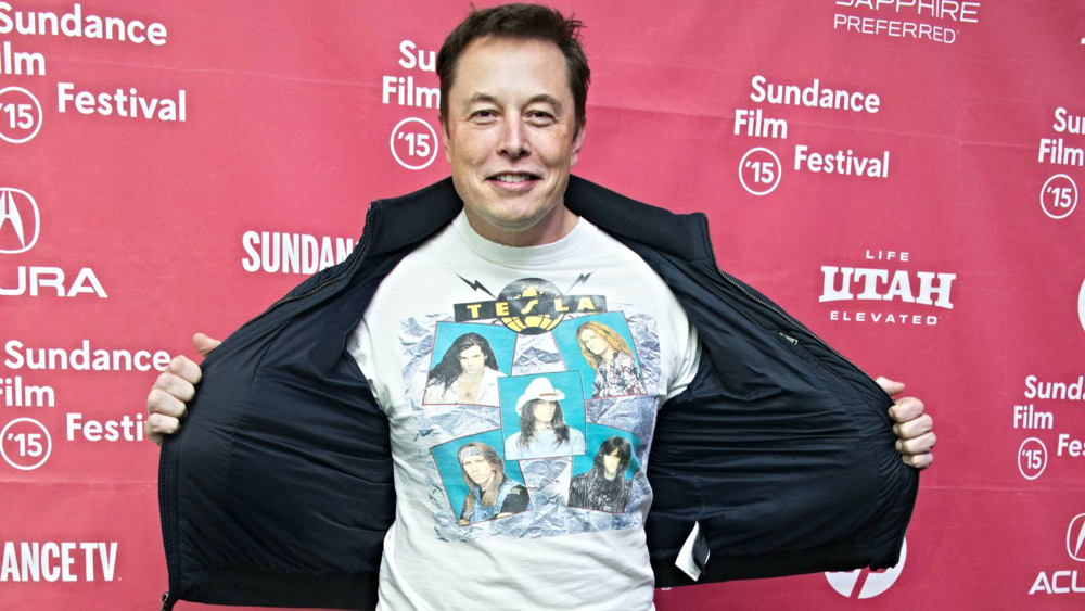 Mr. Elon Musk. The dude of dudes!