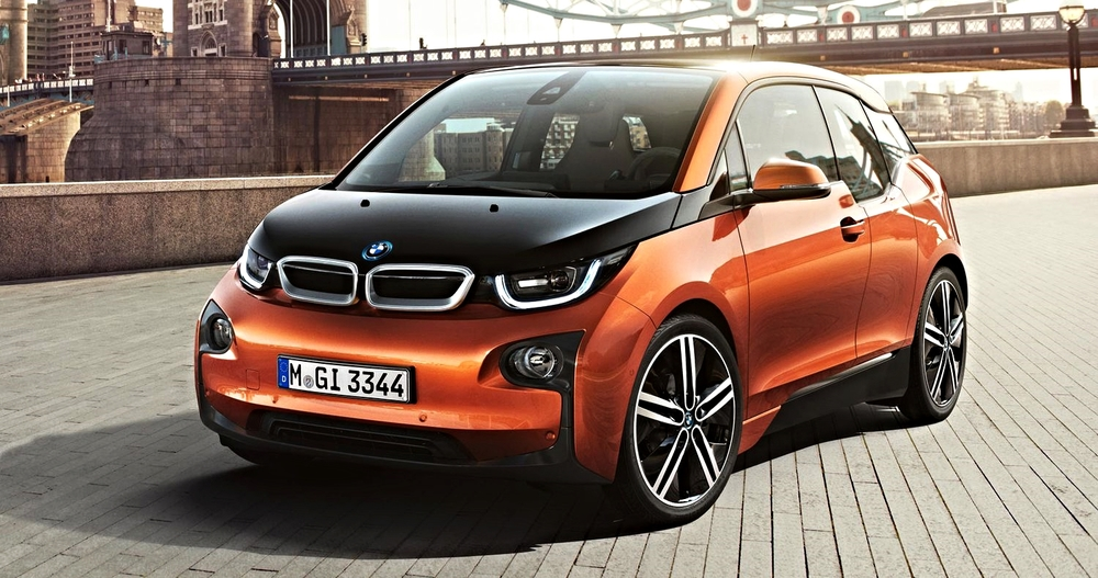 """The BMW i3 is actually a really nice """"affordable"""" electric car. But, like most affordable electric cars, it struggles to go 100 miles a charge with pure electricity."""