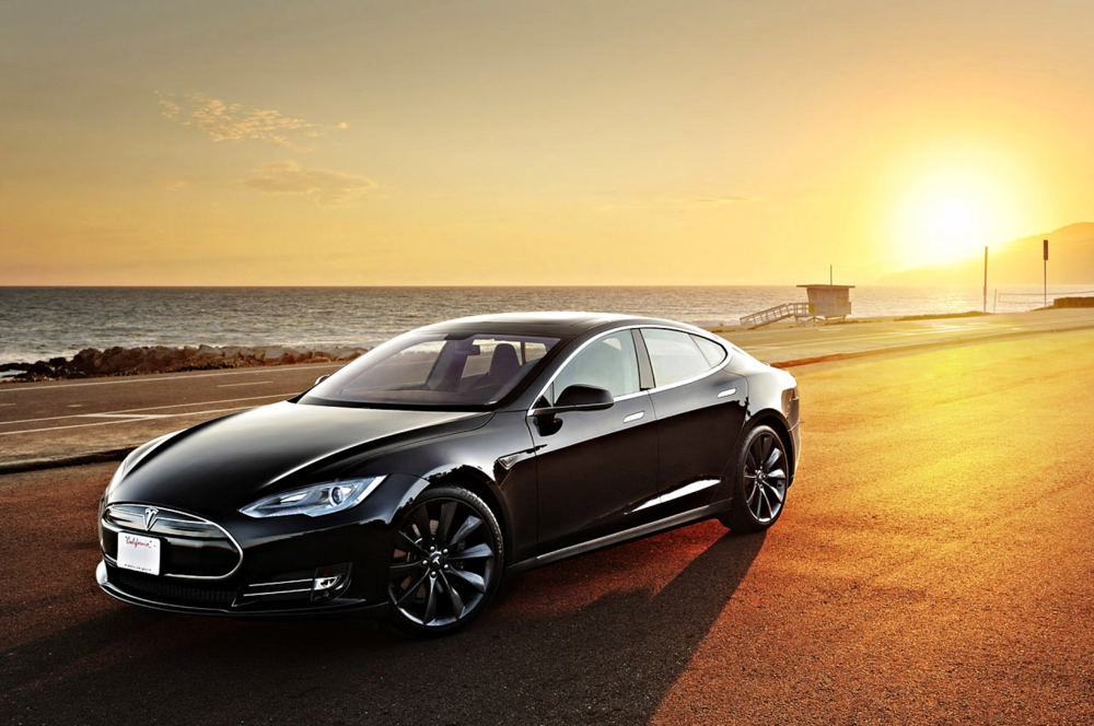 My ideal Model S at my ideal location to drive it.