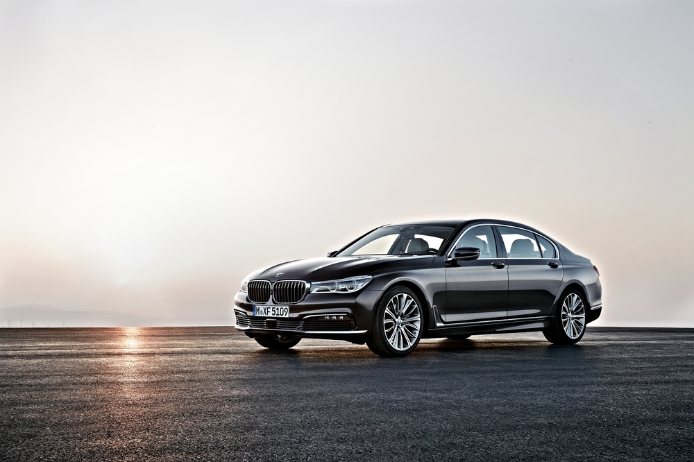 The 2016 BMW 7-Series