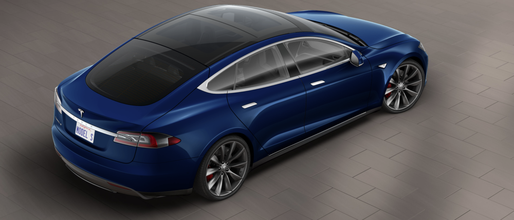 A Lofty Approved Model S